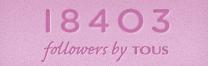 Tous campaña Twitter 18403 seguidores 5minutosybajo