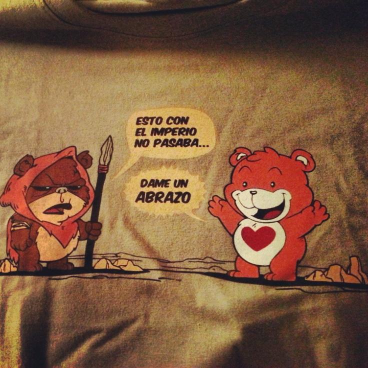 camiseta Ewoks