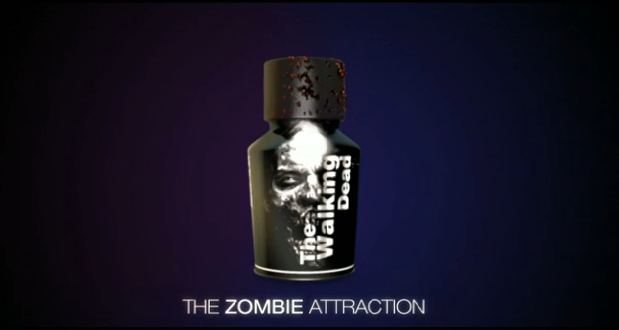 The zombie attraction 1
